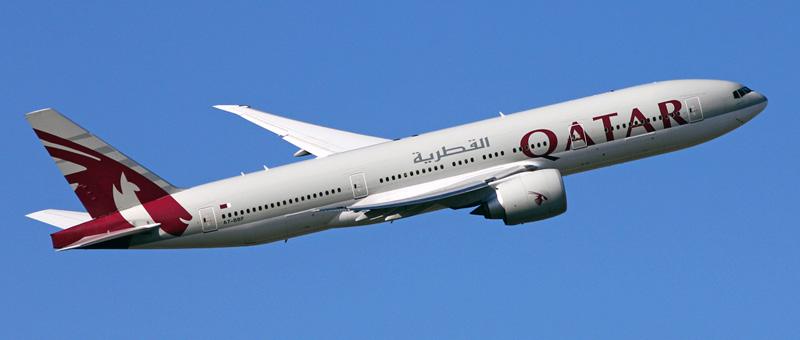Seat map Boeing 777-200 Qatar Airways. Best seats in the plane