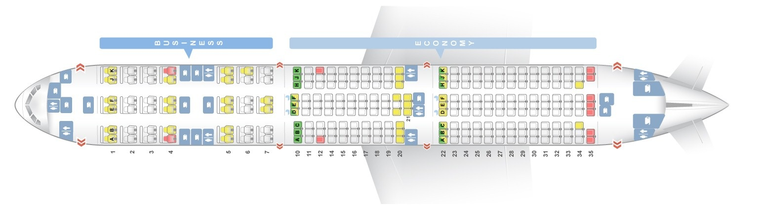 boeing 777 200 seat map with Seat Map Boeing 777 200 Qatar Airways Best Seats In The Plane on Watch together with Boeing 777 200 Singapore Airlines Photos And Description Of The Plane likewise Watch also Fleet Information also Klm royal dutch airlines seating maps.