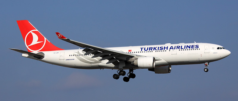 Airbus A330-200 Turkish Airlines. Photos and description of the plane