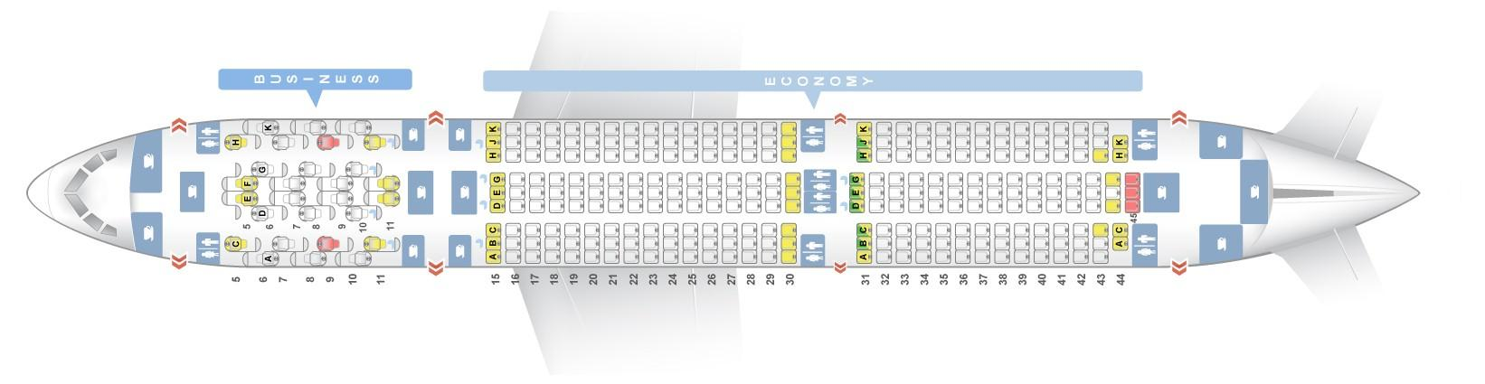 Etihad Seat Map 787 Brokeasshome Com