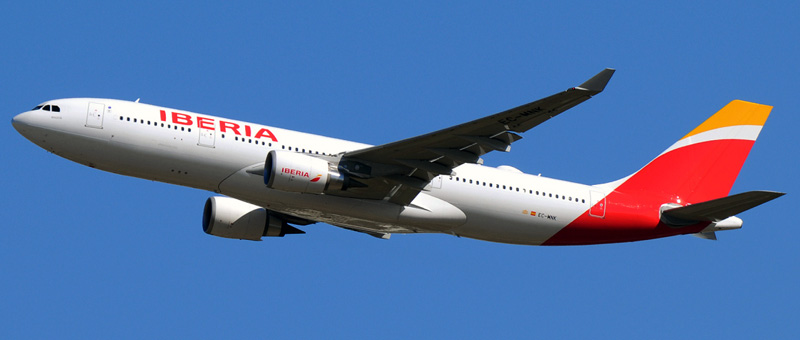 Airbus A330-200 Iberia. Photos and description of the plane