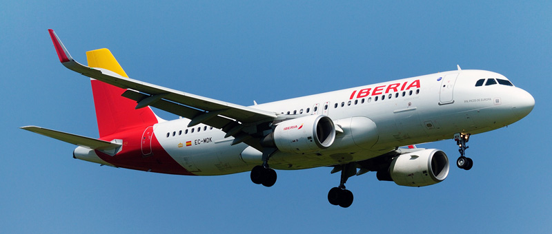 Iberia Airbus A320-200