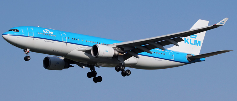 Airbus A330-200 KLM. Photos and description of the plane
