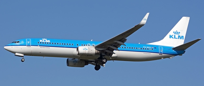 Boeing 737-900 KLM. Photos and description of the plane