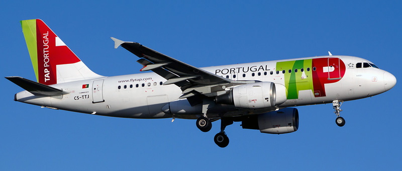 Airbus A319-100 TAP Portugal