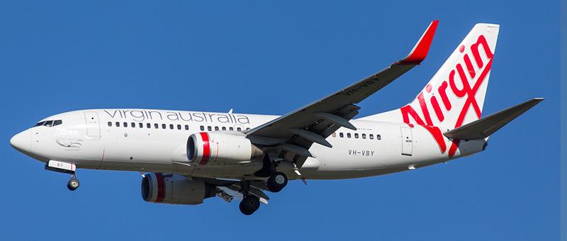 Boeing 737-700 Virgin Australia