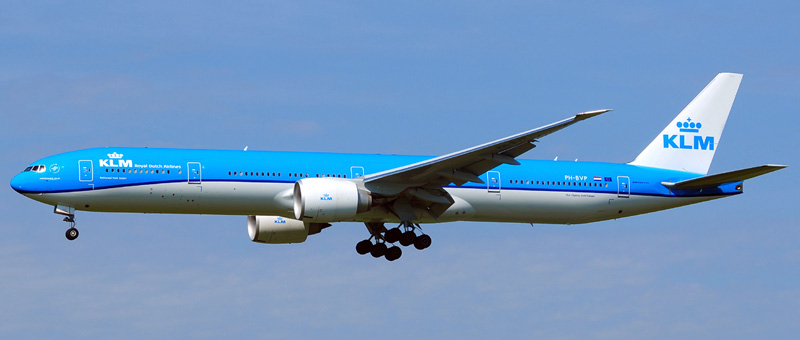 Boeing 777-300 KLM