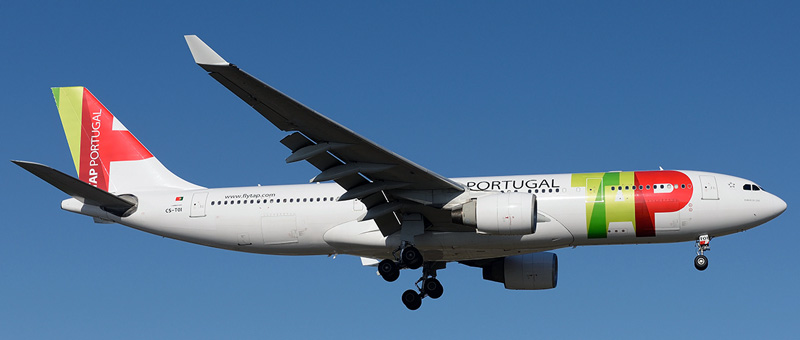 Airbus A330-200 TAP Portugal. Photos and description of the plane