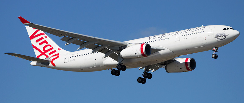 Airbus A330-200 Virgin Australia. Photos and description of the plane