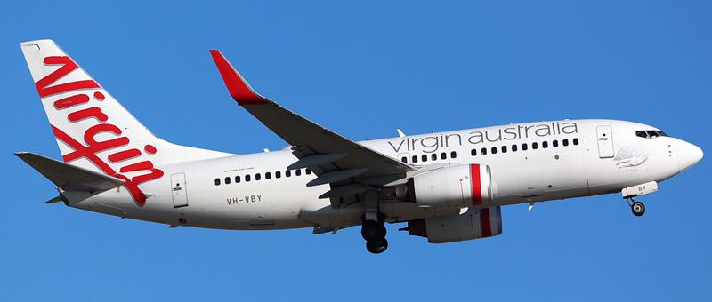 Boeing 737-700 Virgin Australia. Photos and description of the plane