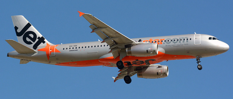 Airbus A320-200 Jetstar. Photos and description of the plane