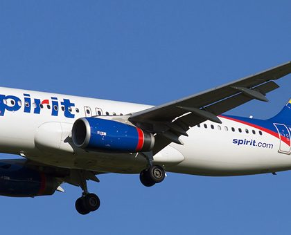 Airbus A320-200 Spirit Airlines. Photos and description of the plane