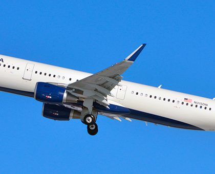 Airbus A321-200 Delta AirLines. Photos and description of the plane