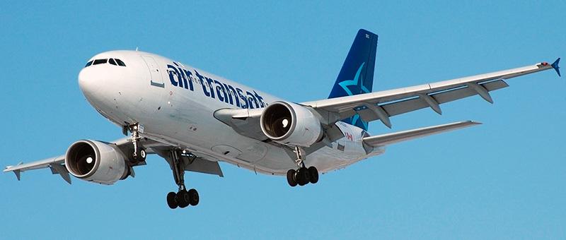 Airbus A310-300 Air Transat. Photos and description of the plane