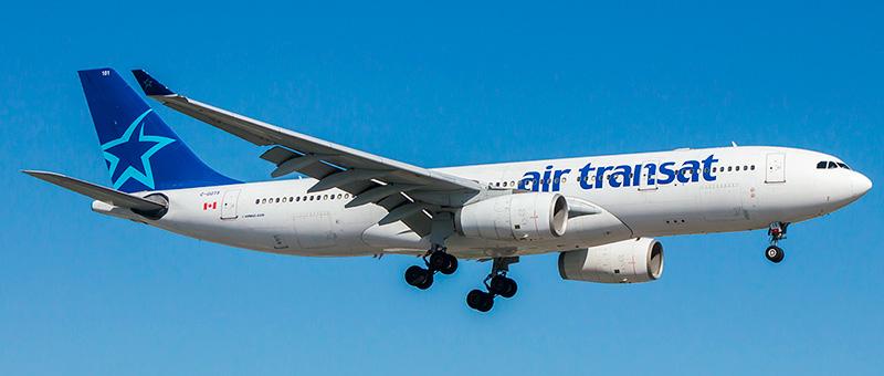Airbus A330-200 Air Transat. Photos and description of the plane