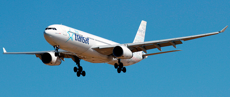 Airbus A330-300 Air Transat. Photos and description of the plane