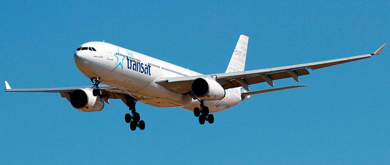 Airbus A330-300 Air Transat. Photos and description of the plane