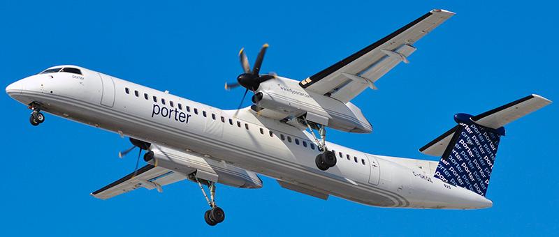 Porter Airlines De Havilland Canada DCH-8-400
