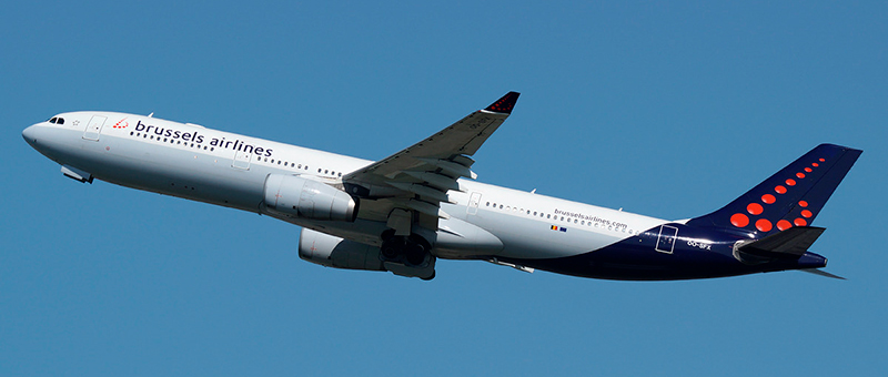 Airbus A330-300 Brussels Airlines. Photos and description of the plane