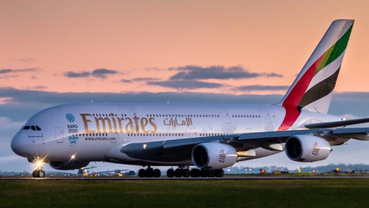 After 10 years of flights Emirates A380 continues to boggle imagination of the travelers. Part 1