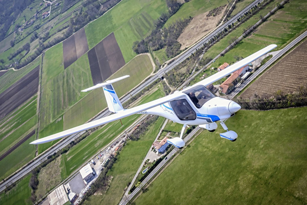 For the first time in history electric airplane took first flight in Finland