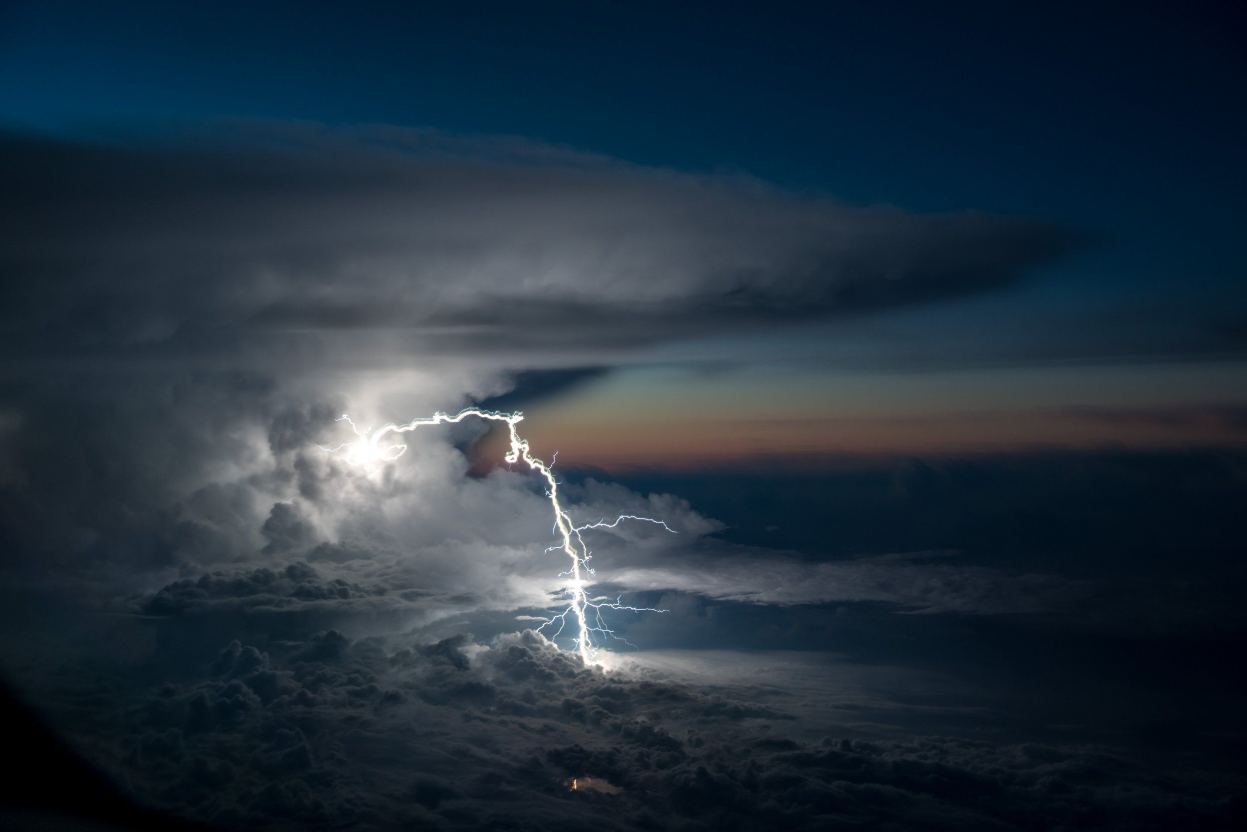 What happens if lightning strikes the airplane? Part 2