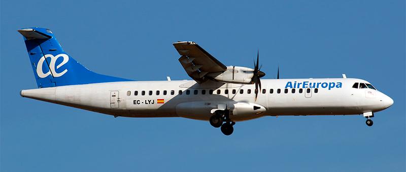 Air Europa ATR 72-500
