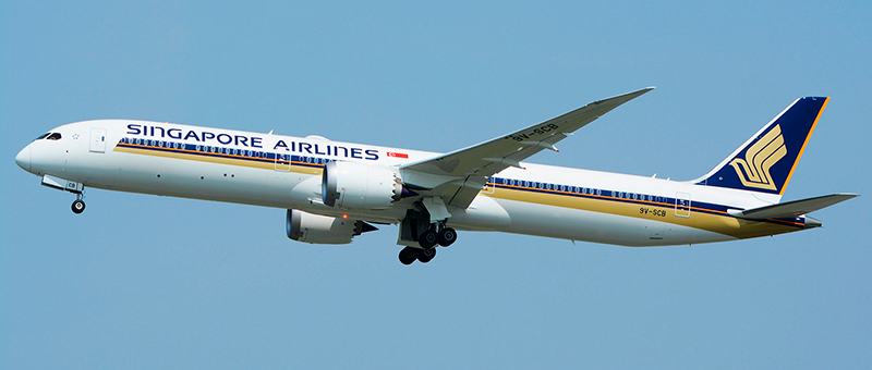 Singapore Airlines. Reviews, seat maps and photos of the aircrafts
