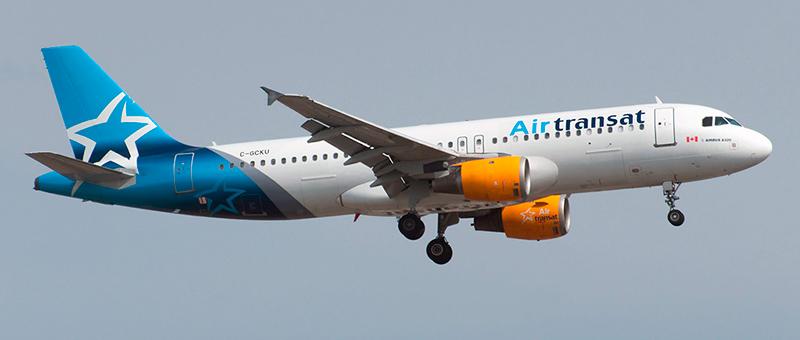 Air Transat Airbus A320-200