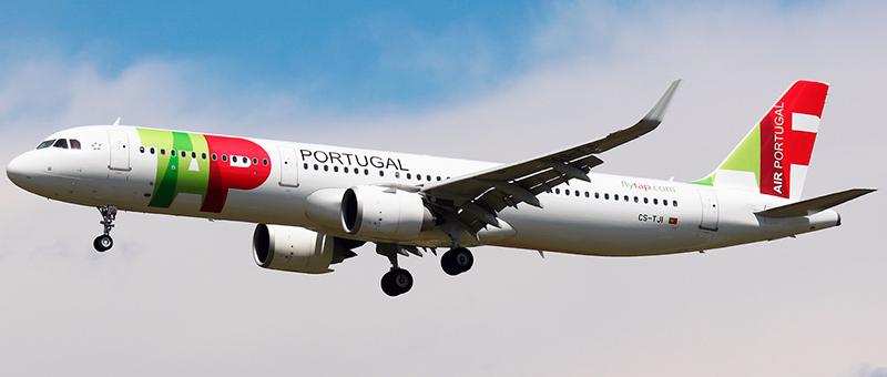Tap Air Portugal Airbus A321neo