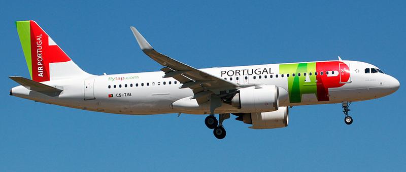 Tap Air Portugal Airbus A320neo