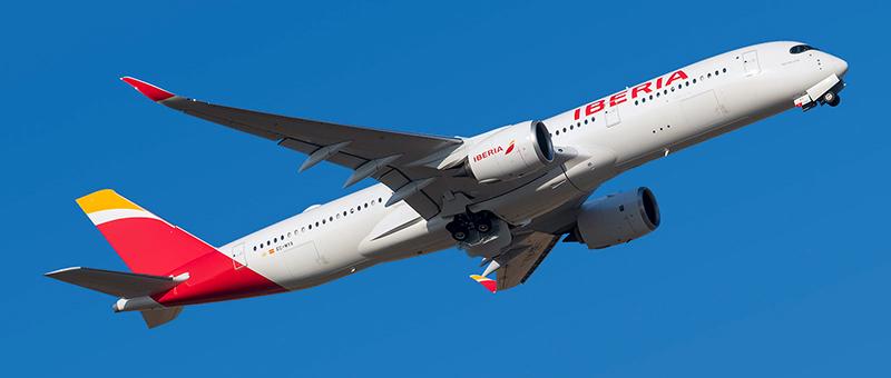 Iberia Airbus A350-941