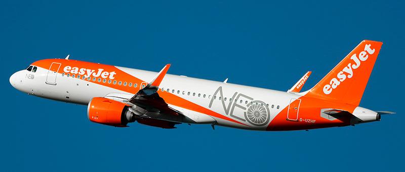Easyjet Airbus A320-200NEO