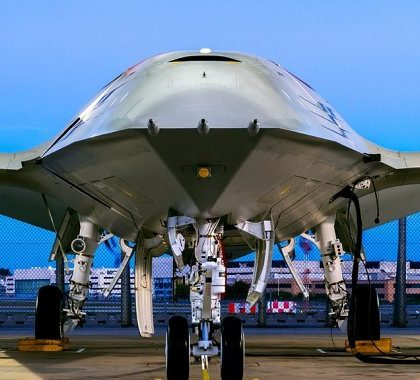 Elaboration of carrier-based unmanned fuel tanker was entrusted to Boeing