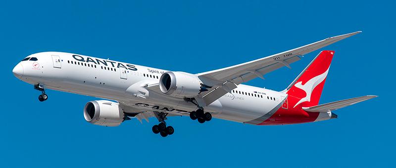 Qantas Boeing 787-9 Dreamliner