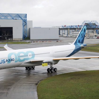 Rolls-Royce falls far behind the schedule of engine deliveries for new Airbus airplane
