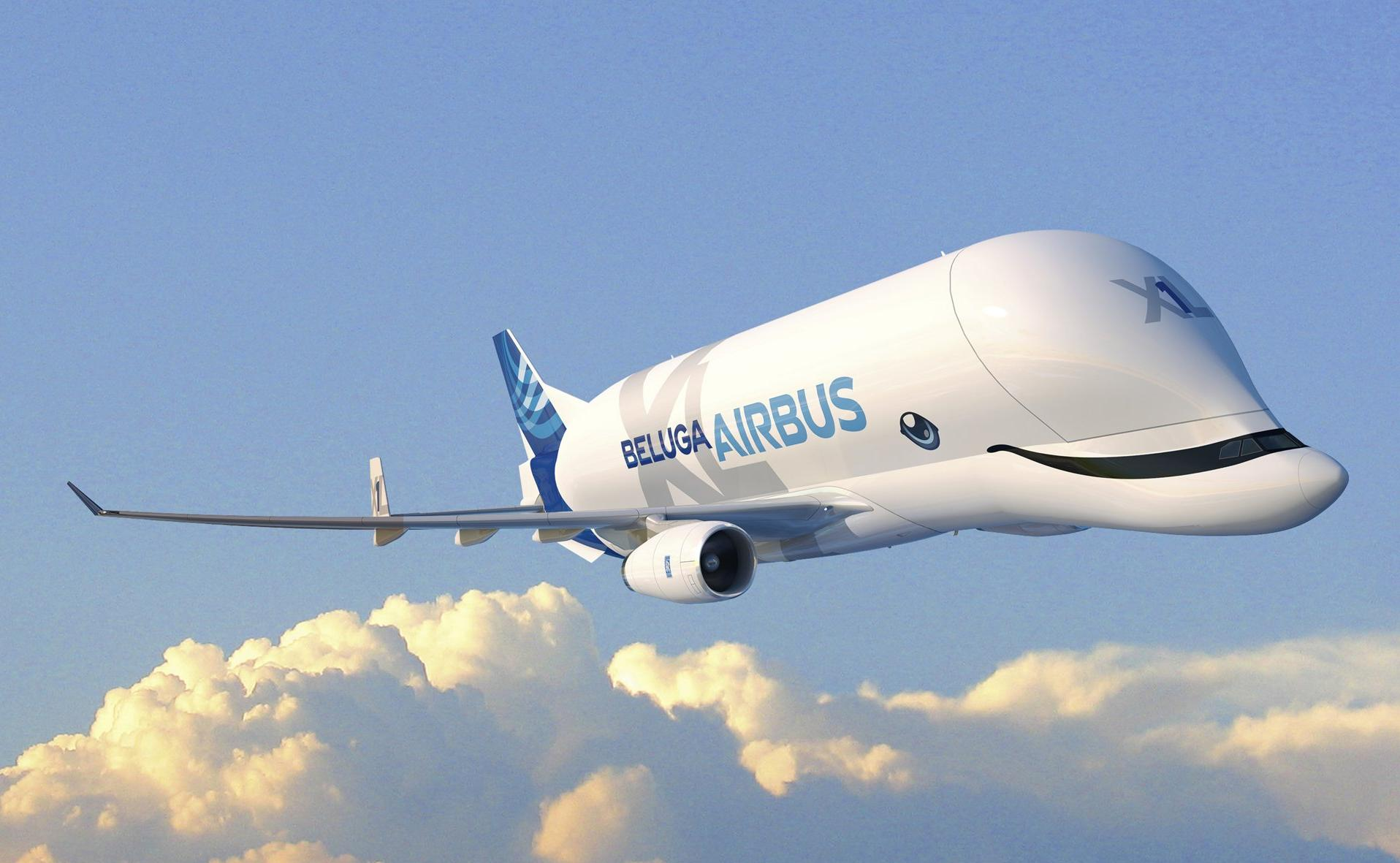 Airbus will engineer compact version of the airplane for oversize cargo Beluga XL