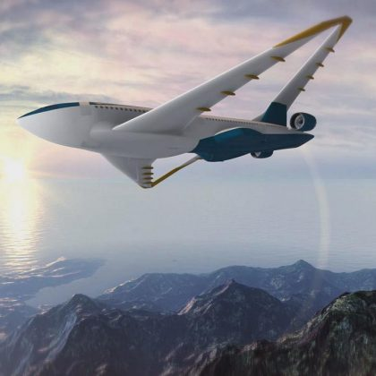 Scientists from European Union will change design of airplane's wing. Part 2