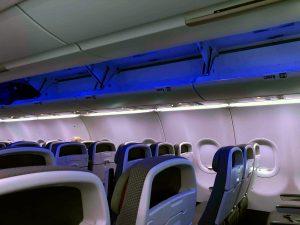 24 row Airbus A321Neo Hawaiian Airlines