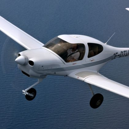 Austrians have tested two-engine hybrid airplane. Part 1