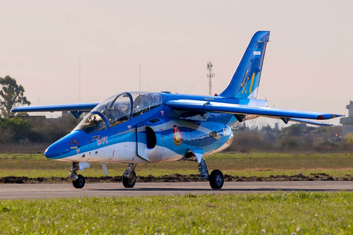 Argentines assembled serial aircrafts for the first time in a decade