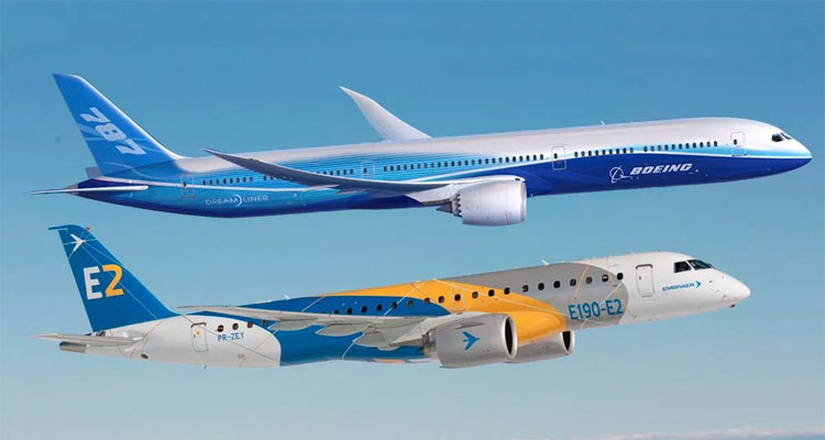 The court in Brazil froze creation of joint venture of Boeing and Embraer