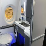 Delta Air Lines Airbus A220 Lavatory