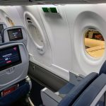 Delta Air Lines Airbus A220 Seat 16E