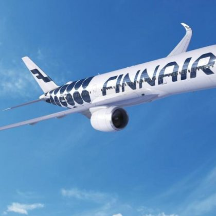 Finnair was named the safest airline company in the world