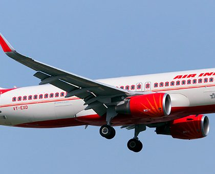 Airbus A320-200 Air India. Photos and description of the plane