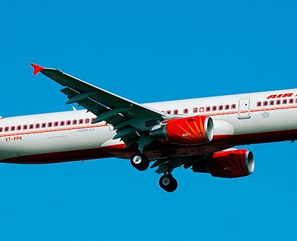 Airbus A321-200 Air India. Photos and description of the plane
