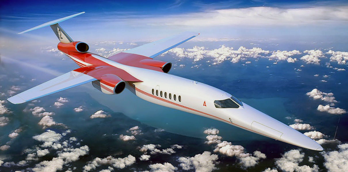 The price of the most expensive business-jet in the world was announced