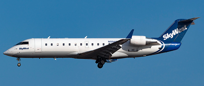 Skywest Airlines Bombardier CRJ-100er