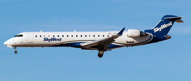 Skywest Airlines Bombardier CRJ-700er